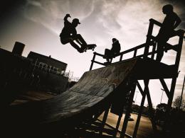 Bam Margera Skateboard