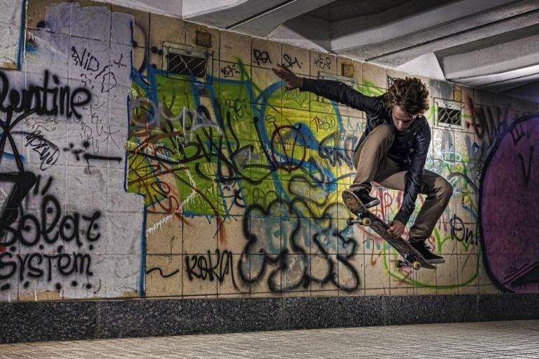 The Skateboards