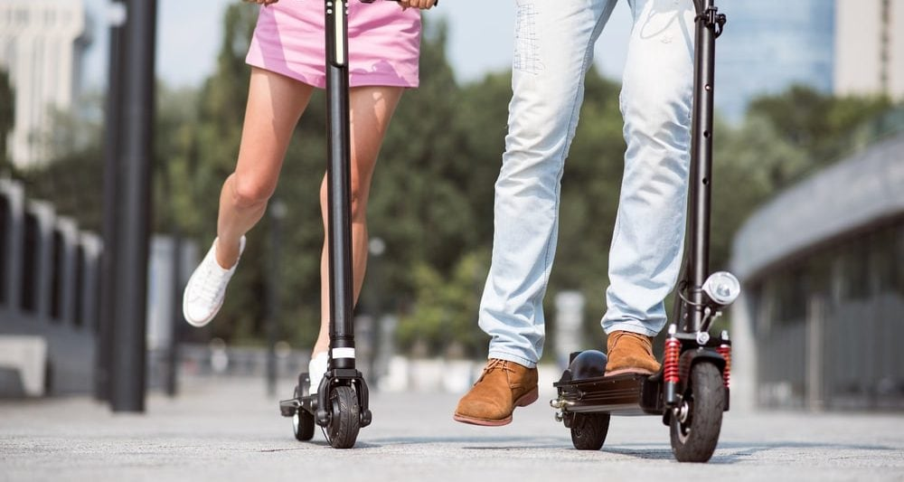 Top 11 Best Electric Folding Scooters for Adults In 2019