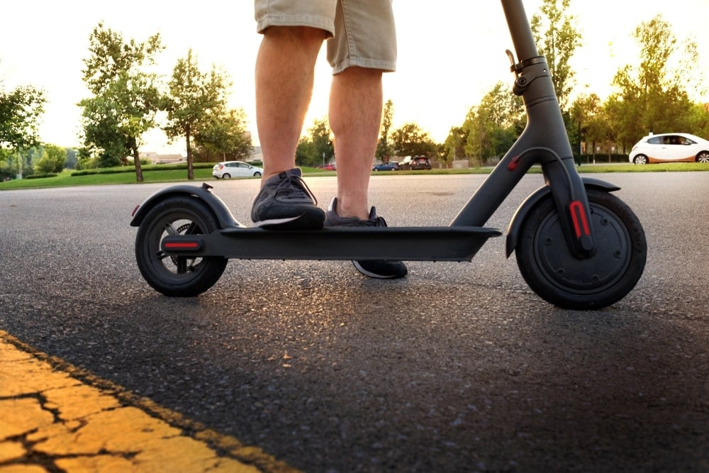 Envy series 3 wheel scooter for kids