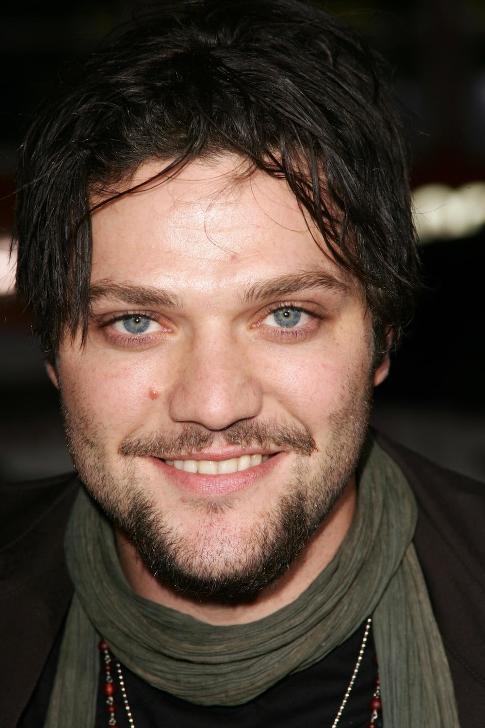 "Bam Margera at the premiere of ""Jackass: Number Two""."